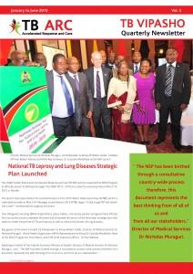 TB ARC Vipasho Newsletter Jan-June 2015