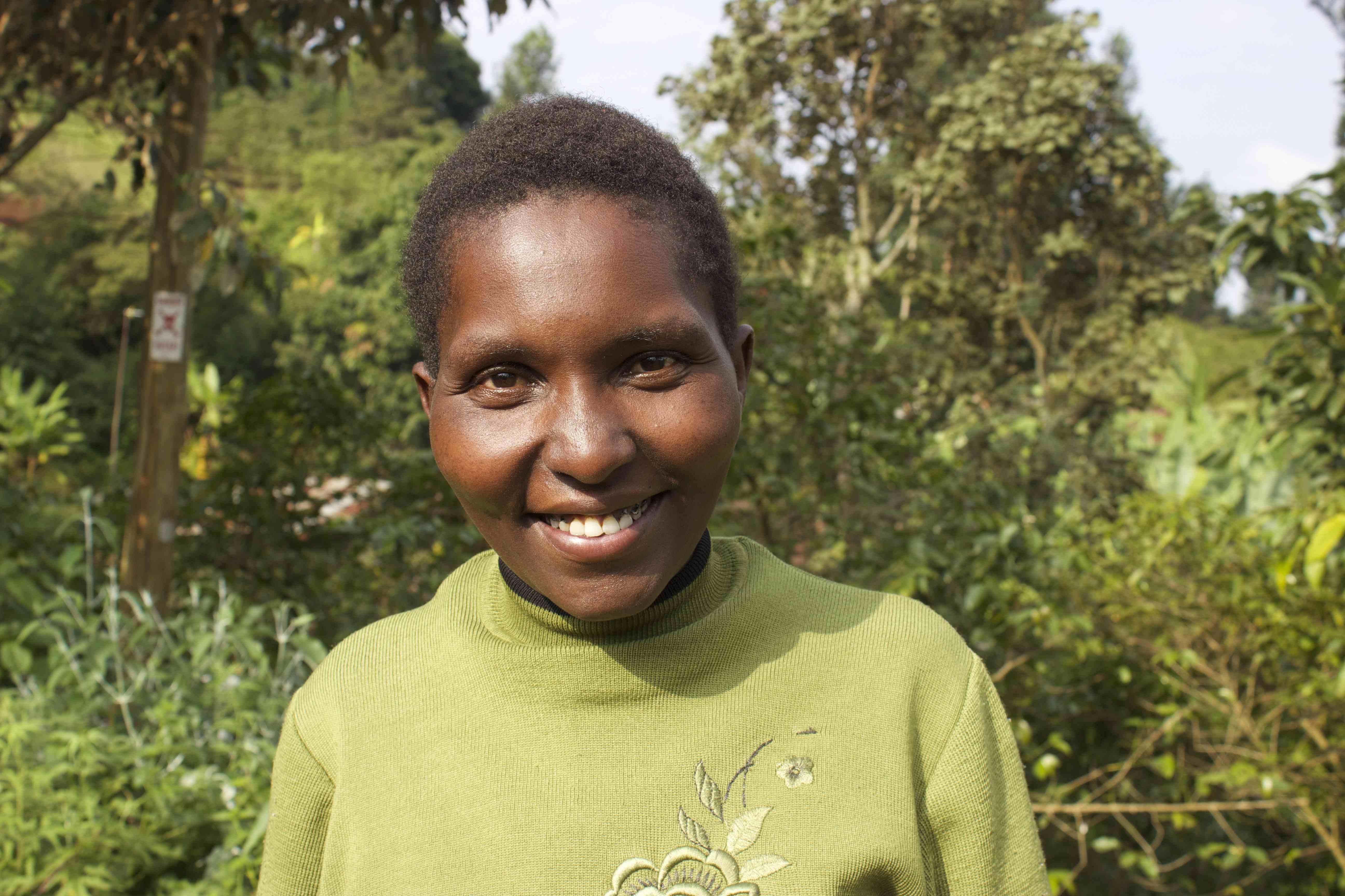 Charity Wambui II