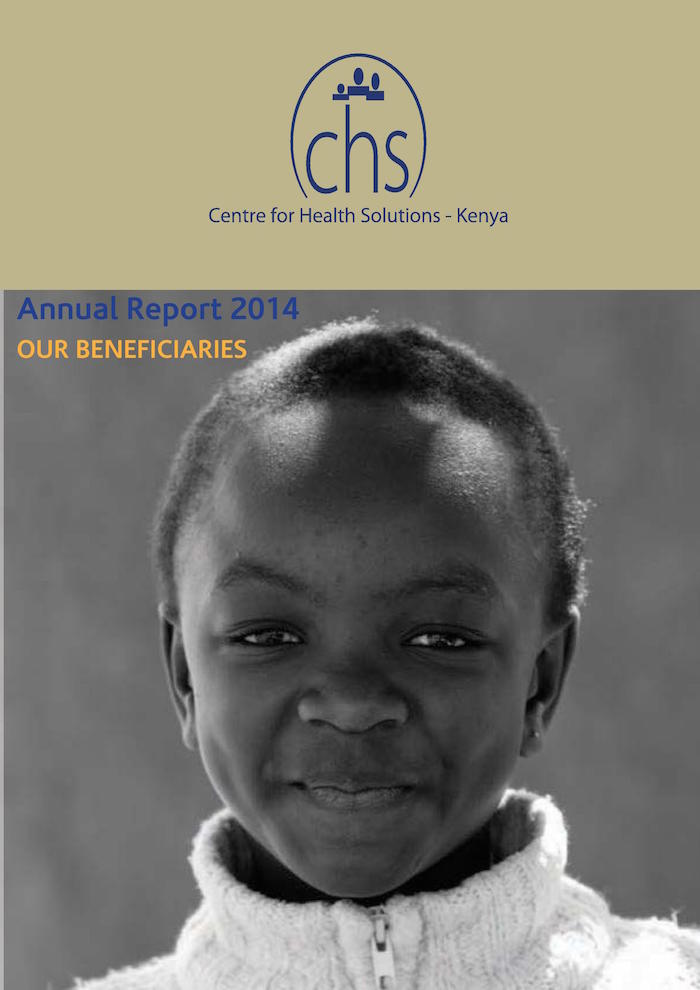 CHS Annual Report 2014