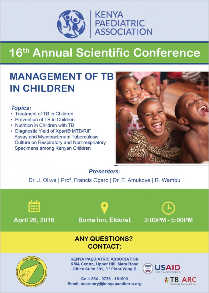 TB ARC - KPA Poster