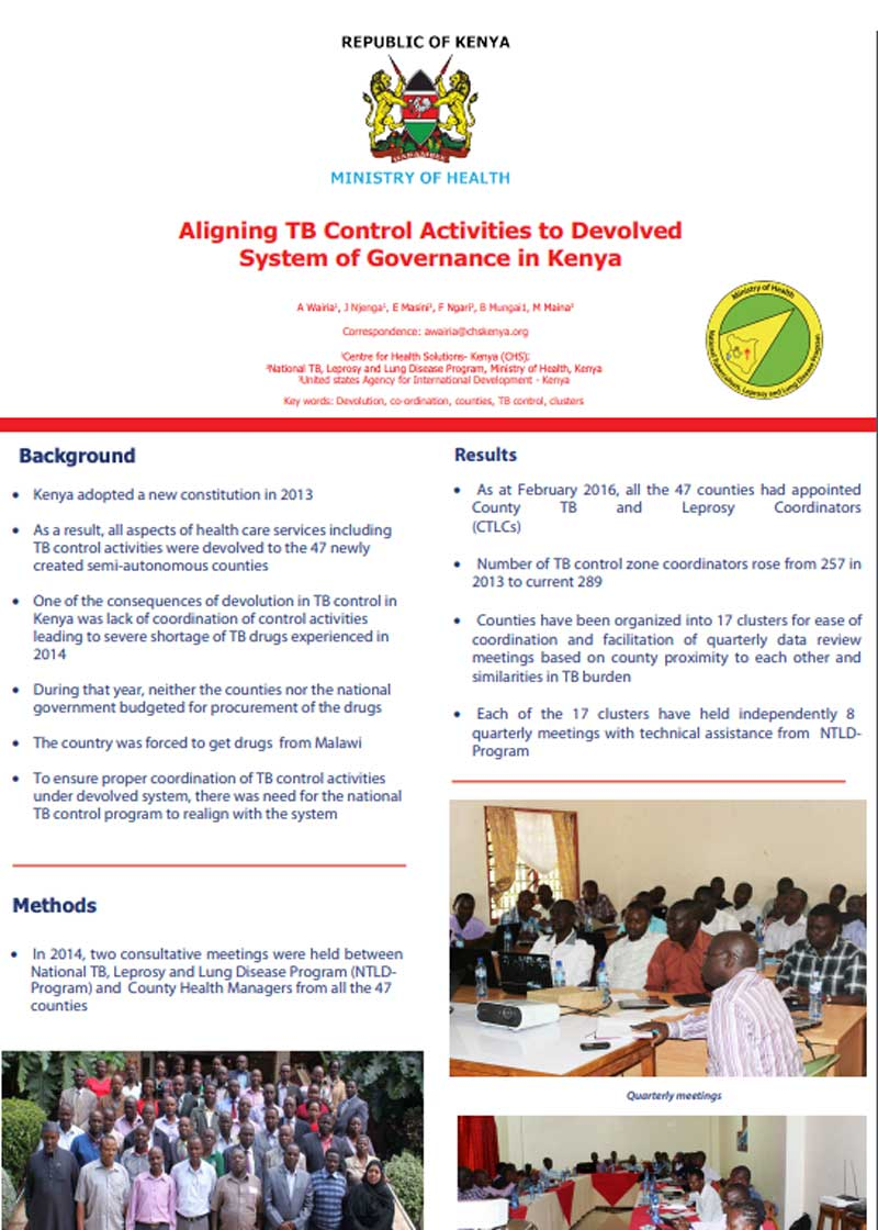 aligning-tb-control-activities-to-devolved-system-of-governance-in-kenya